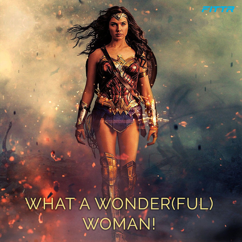 What A Wonder(Ful) Woman!
