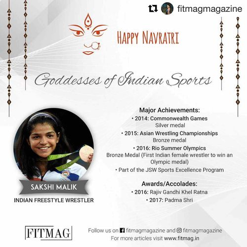 9 GODDESSES OF INDIAN SPORTS - Day 4