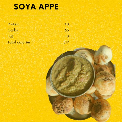 Soya Appe