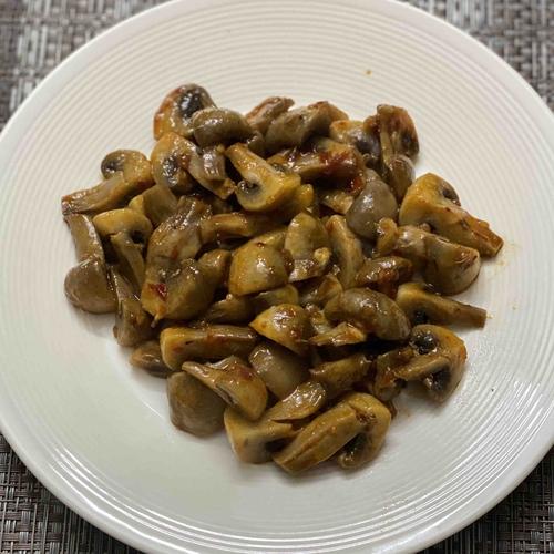 Mushroom Chilly fry