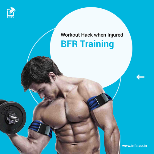 Workout Hack When Injured: BFR Training