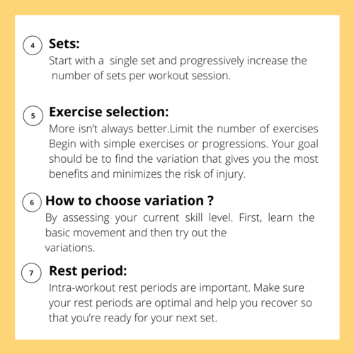 Workout Guide For Beginners