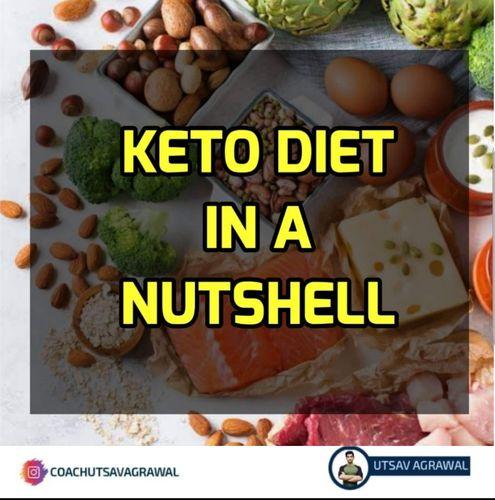 Keto Diet In A Nutshell