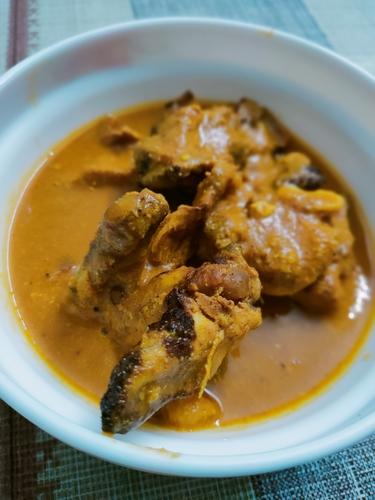 Chicken Butter Masala!!