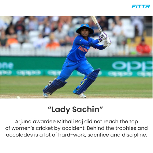 India's Greatest Woman Cricketer Ever!
