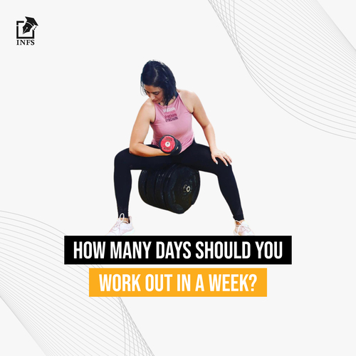 How many days should you workout in a week?
