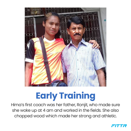 Hima Das: Goddess Of Speed