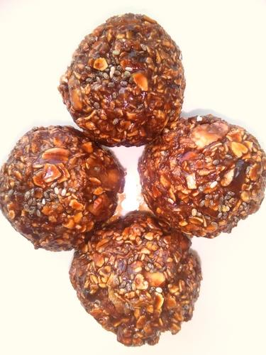 Oats - Whey Energy balls