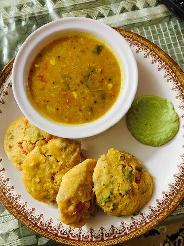 nutricious vegetable idli