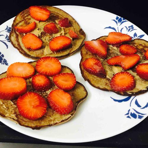 Whey & Oats Pancake