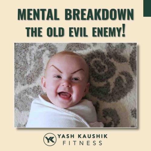 Mental Breakdown!