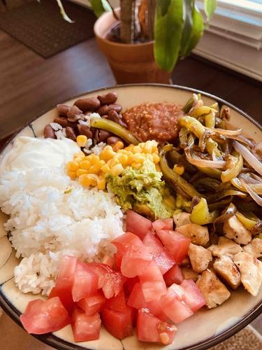 Chipotle Rice Bowl