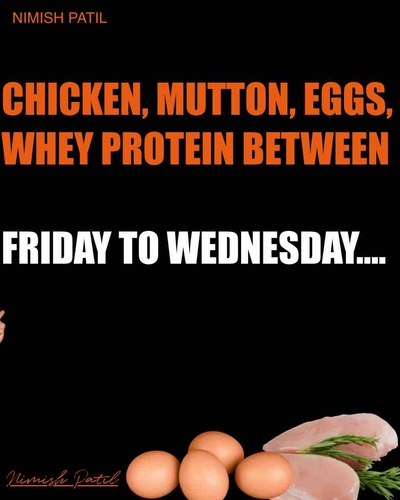Protein just doesn't get enough love!