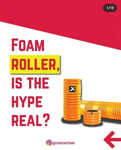 Is foam rolling really that effective?