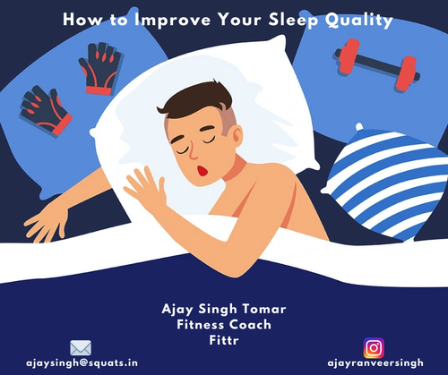 How To Improve Your Sleep Quality