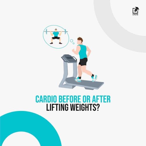Cardio Before Or After Lifting Weights?