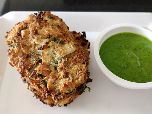 Cauliflower Hashbrown