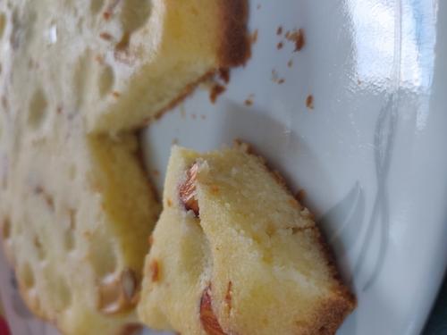 New Year Sponge Cake