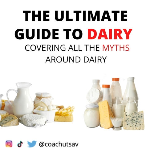 THE ULTIMATE GUIDE TO DAIRY