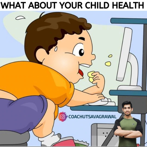 What About Your Child Health ?