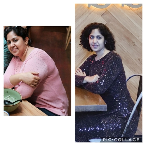 My struggles as an overweight person