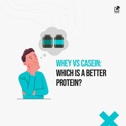 Whey Vs Casein: Which is a better protein?