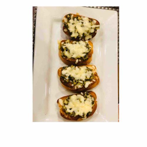 Paneer Cheese Toast- A perfect beakfast.