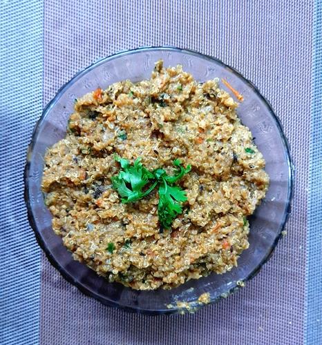 Quinoa Soya Pulao
