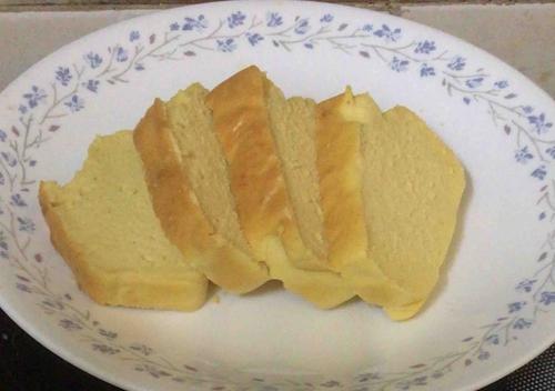Mango Protein Cake