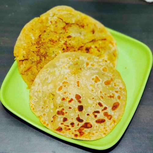 Cauli Soya Stuffed Paratha