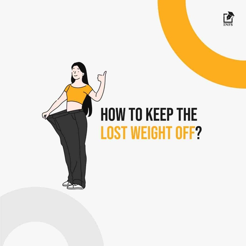 How to keep the lost weight off?