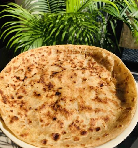 paneer pyaaz prantha
