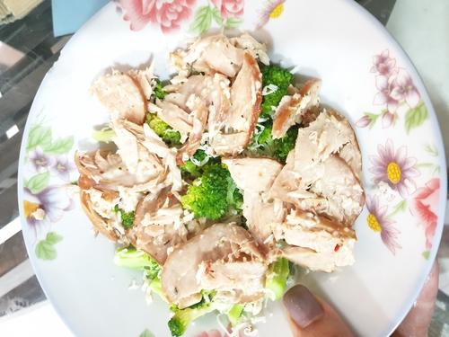 Chicken Slice Salad