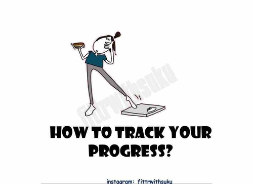 How to track your progress?