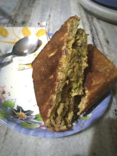 High Protein Sandwich