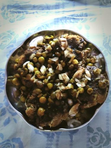 Soya Chaat
