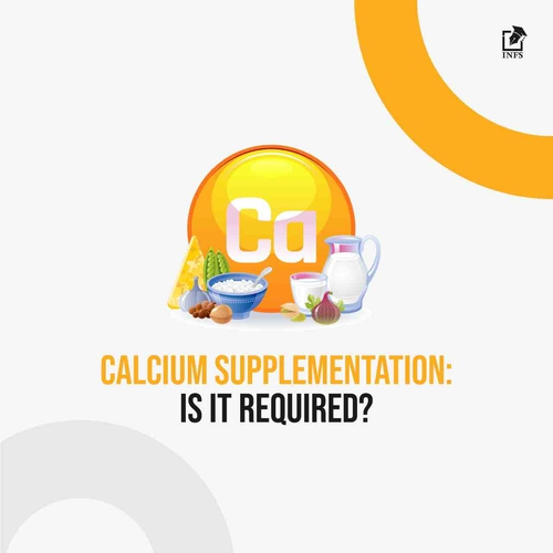Calcium Supplementation: Is It Required?