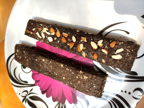Chocolate Protein Bar (High protein and delicious) (2 bars)