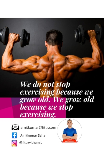 EXERCISE, MOBILITY AND AGING