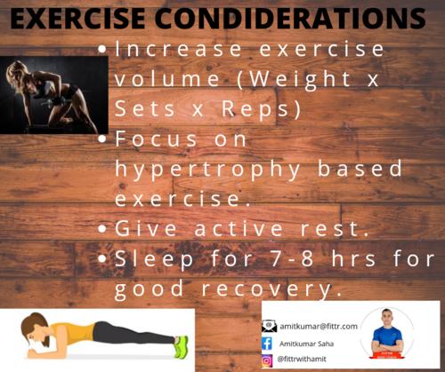 Basics of Muscle Gain