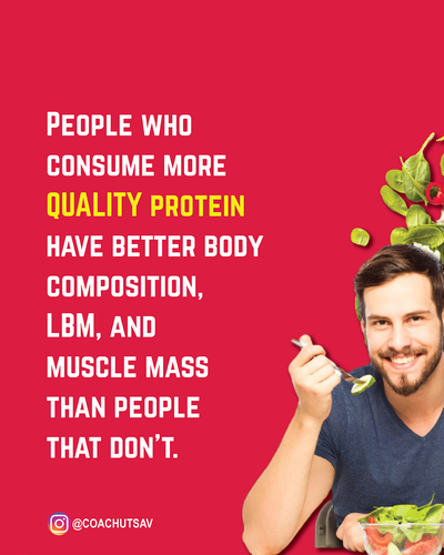 Vegans and muscle building