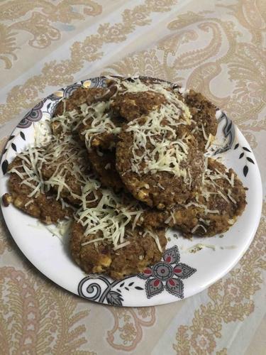 High protein Soya tikki