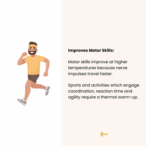 Should you warm up before exercise?
