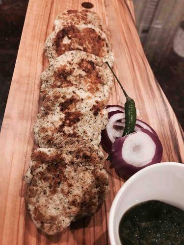 Chicken Seekh/shami/ Cutlet