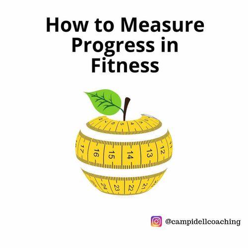 How to Measure Progress!