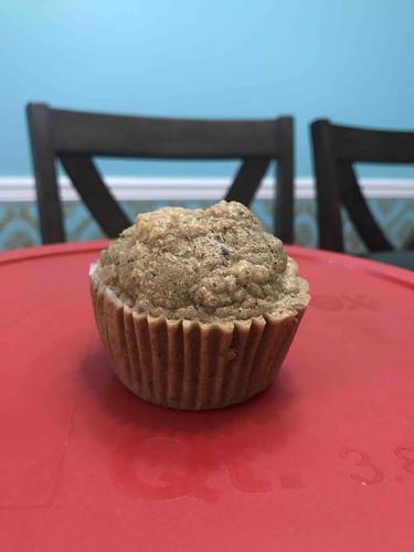 oats muffins