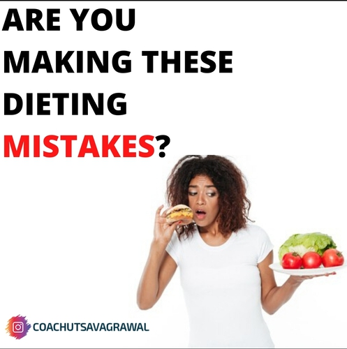 Following Diet Still Not Losing Weight