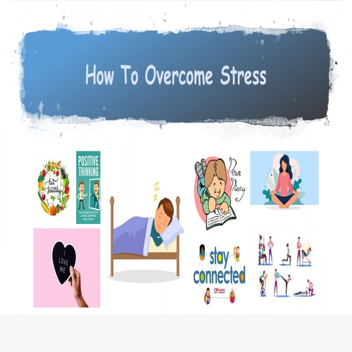 How to manage Stress during Distressing Times