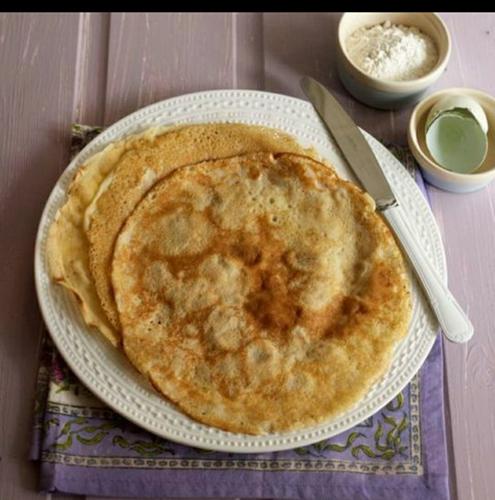 egg pancake 🥞