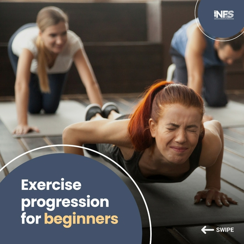 Exercise Progression for Beginners